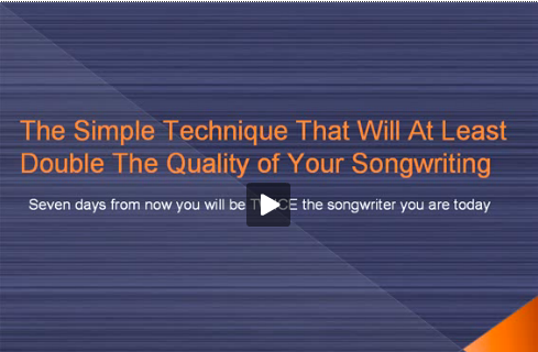 Songwriting tips how to write a song songwriting techniques